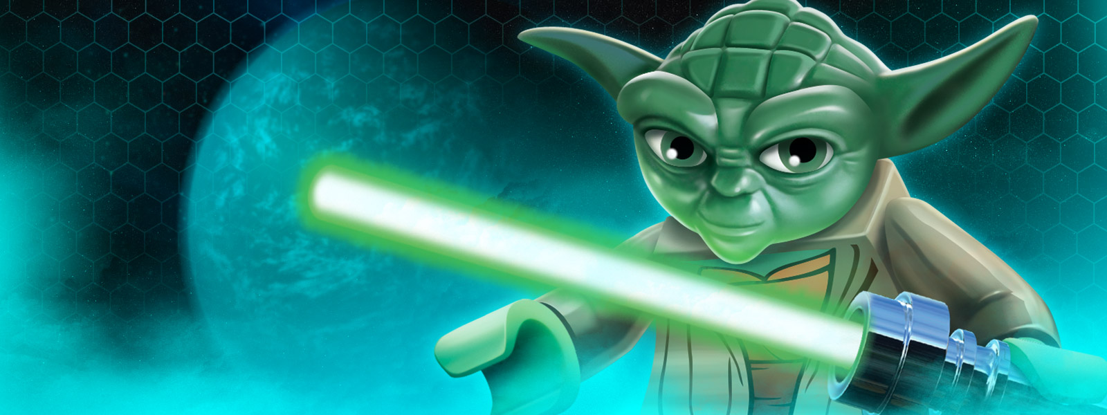 Lego yoda chronicles