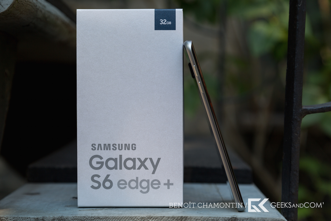 Samsung Galaxy S6 edge plus - Test Geeks and Com -1