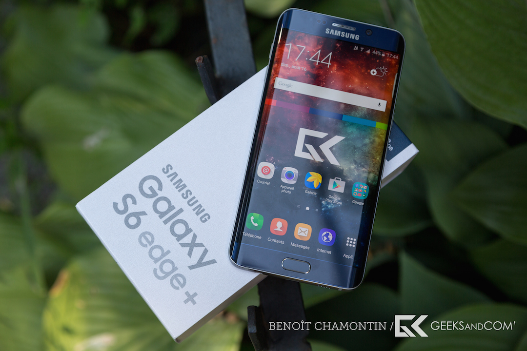 Samsung Galaxy S6 edge plus - Test Geeks and Com -6