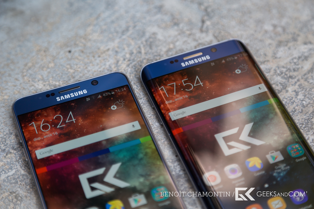 Samsung Galaxy S6 edge plus vs Note 5 - Test Geeks and Com -3