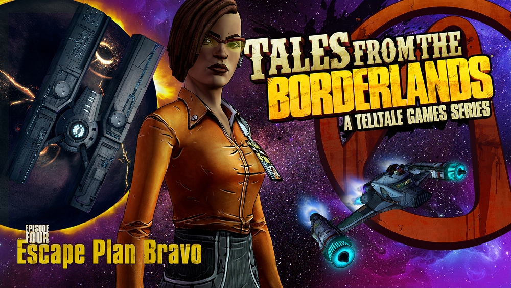 Tales From The Borderlands - Escape Plan Bravo