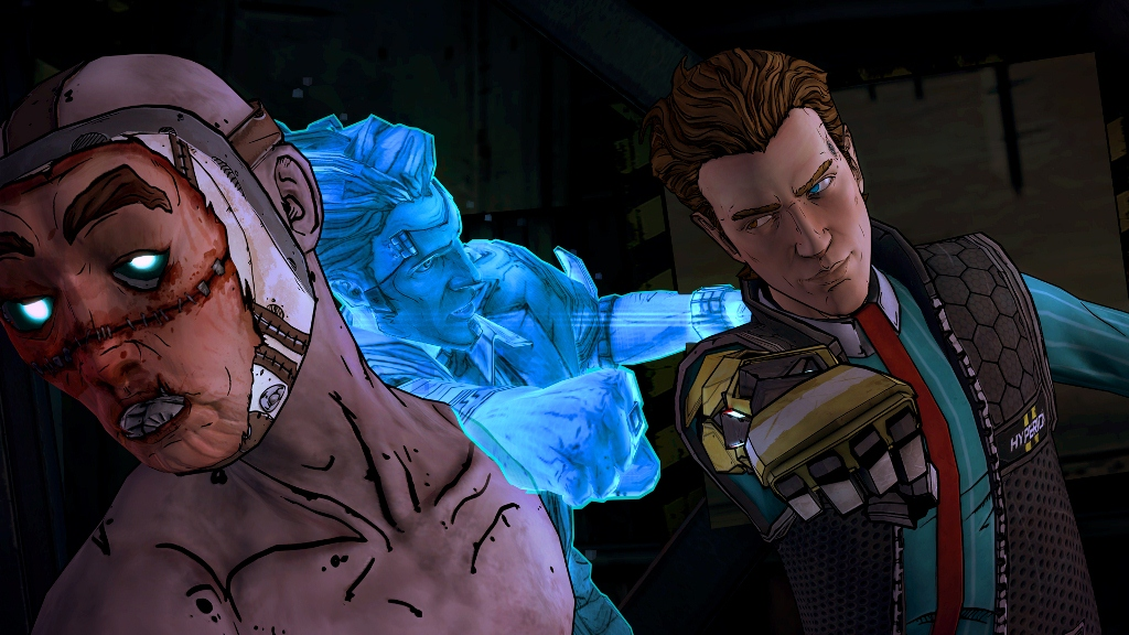 Tales from the borderlands - episode 4 - 3