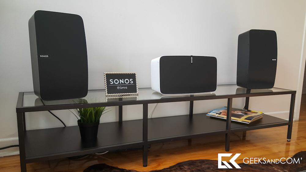 Sonos Play 5 - 2015 Edition -1
