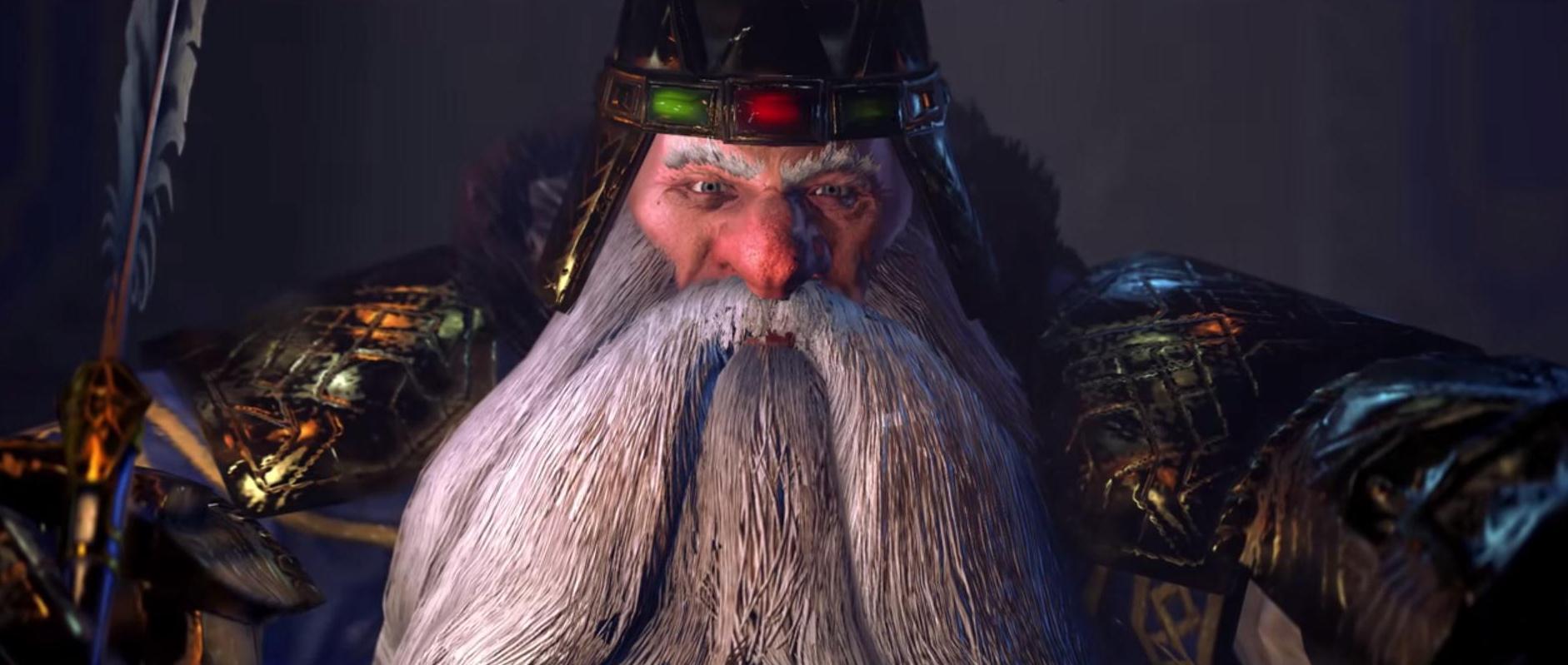 Total War Warhammer - Nains