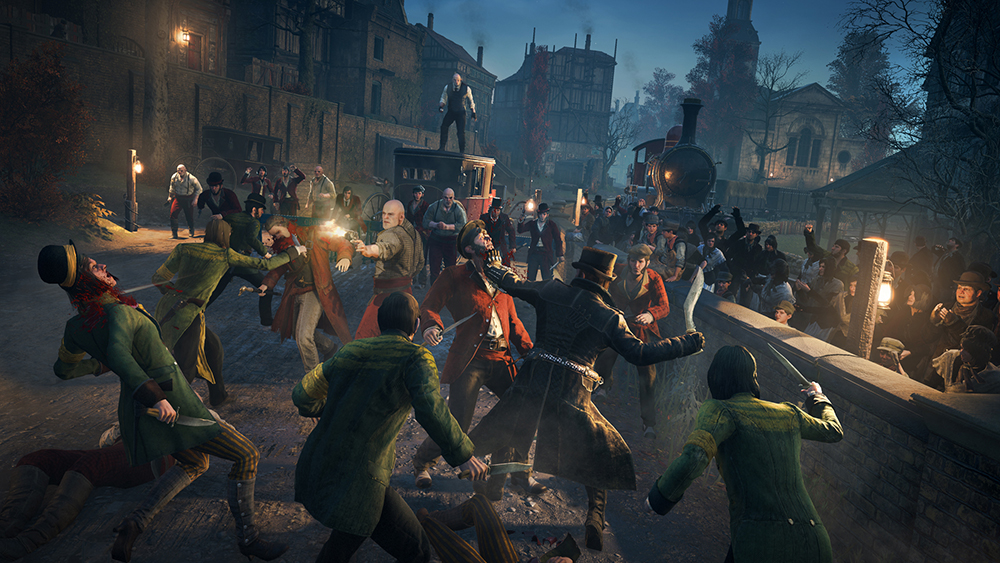 Assassin's Creed Syndicate - 1