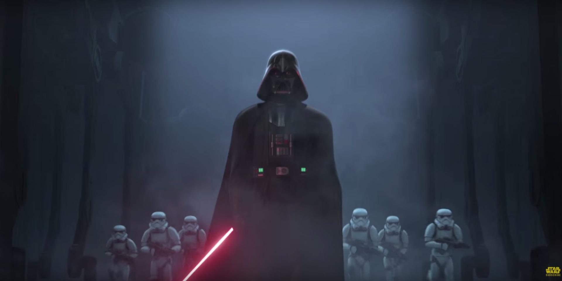 Star Wars Rebels - Season 2 Trailer - Darth Vader