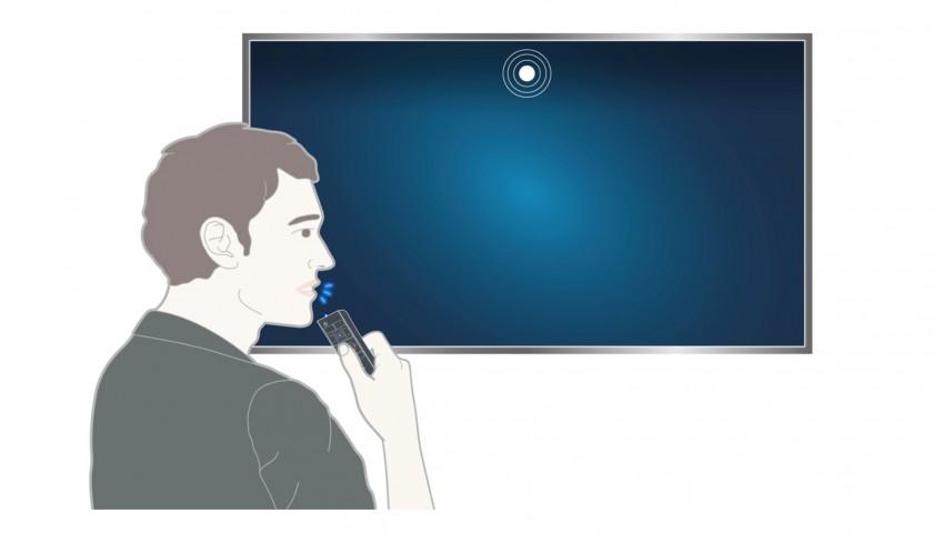 UN65JS9000 Controle Vocal