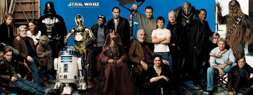 Star Wars casting trilogie prélogie
