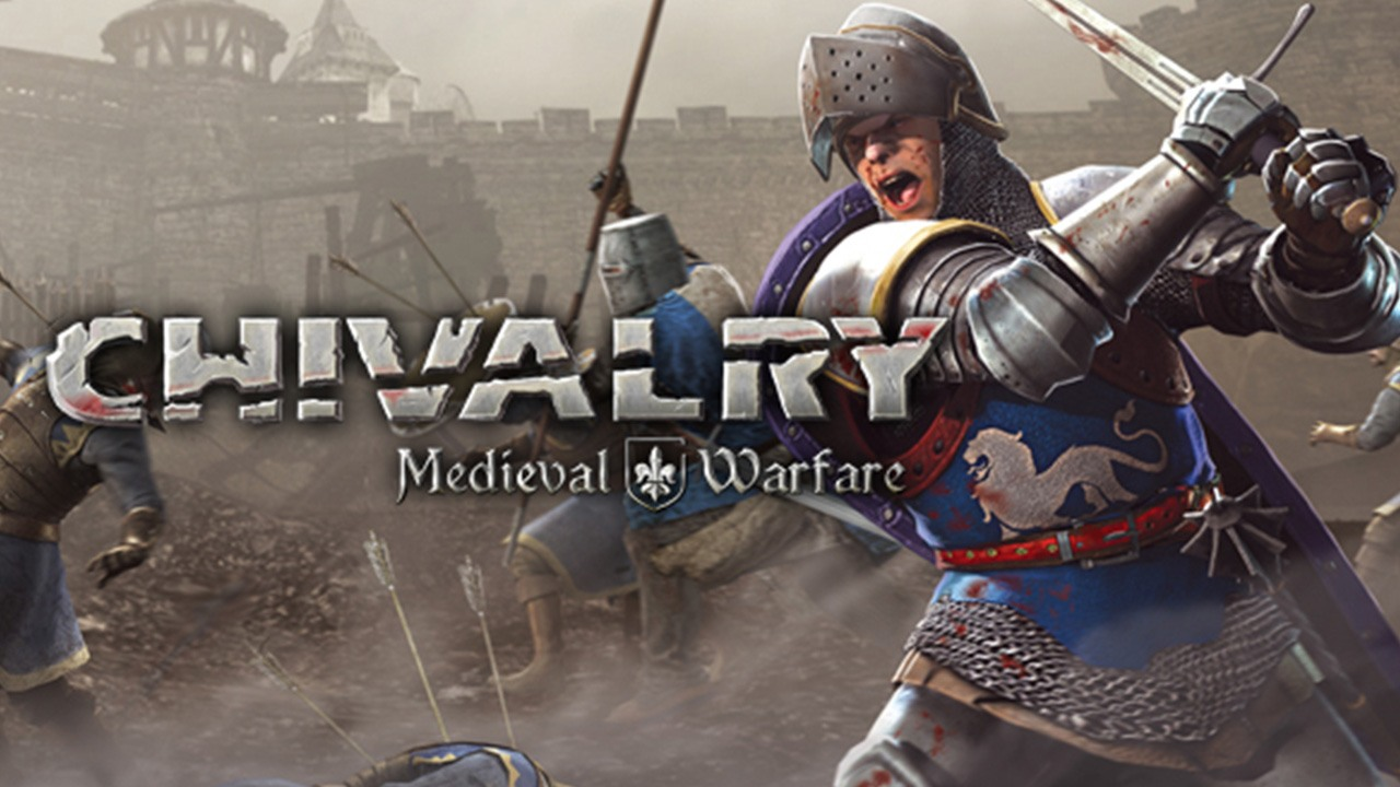 chivalry medieval warfare arrive sur playstation 4 et xbox one geeks and com 39. Black Bedroom Furniture Sets. Home Design Ideas