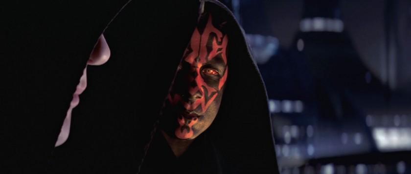 Dark Sidious Dark Maul Lucasfilm