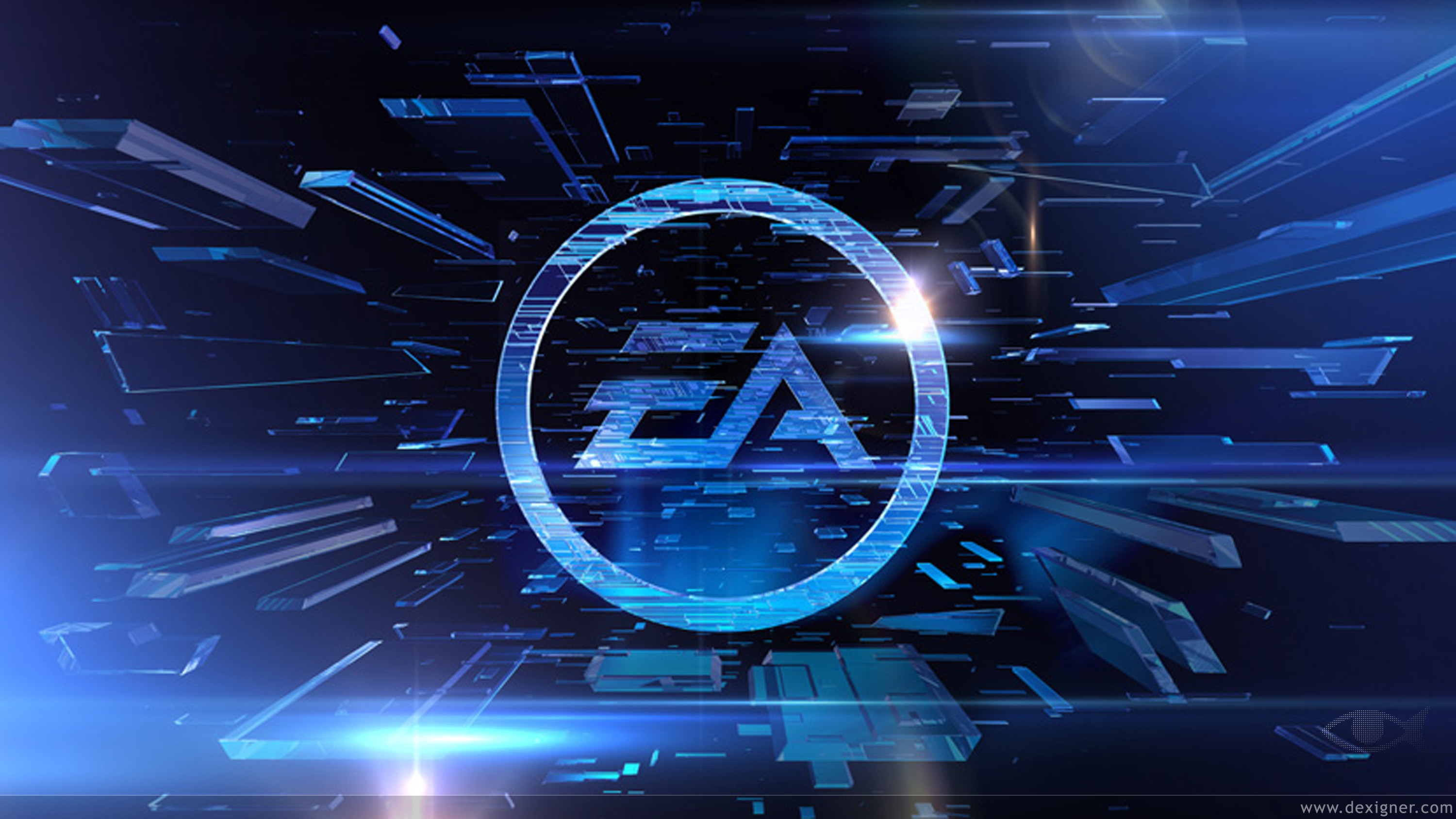 Electronic-Arts logo