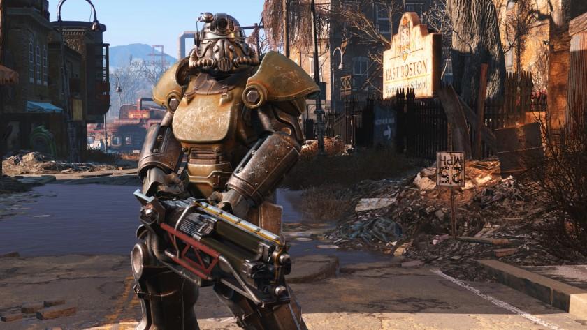 Fallout 4 T-60