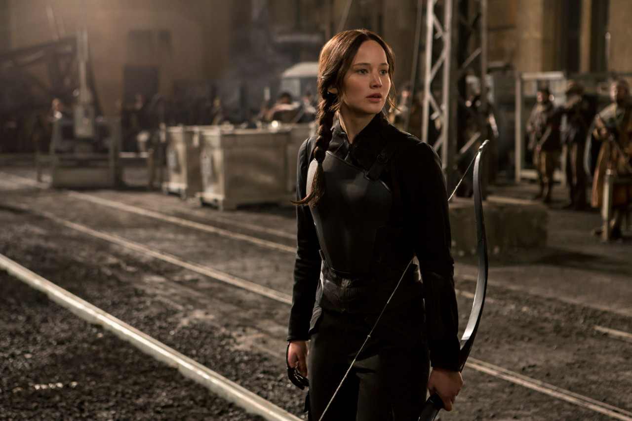 Hunger Games MockingJay Part 2 - Katniss