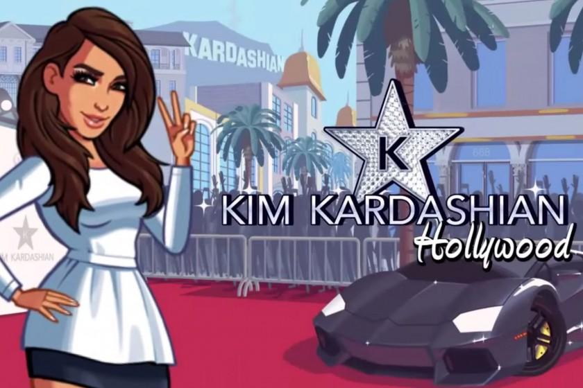 Kim Kardashian Hollywood 01