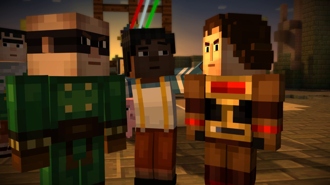 Minecraft Story Mode - Episode 2 - 2