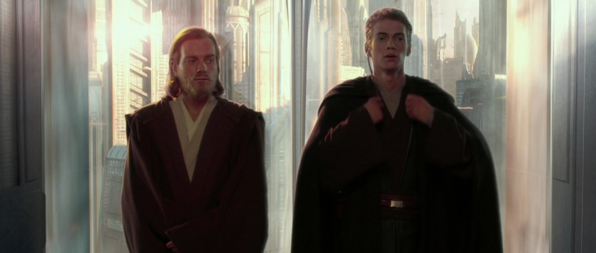 Star Wars Episode II - Anakin et Obi-Wan