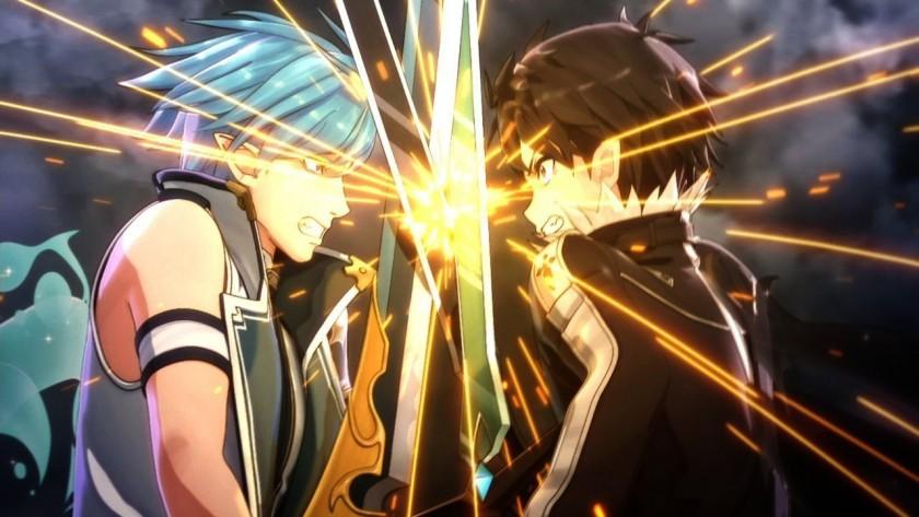 Sword Art Online Lost Song 20