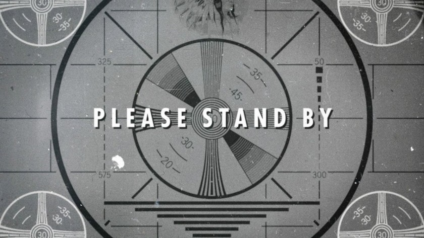 Fallout 4 - Please stand by