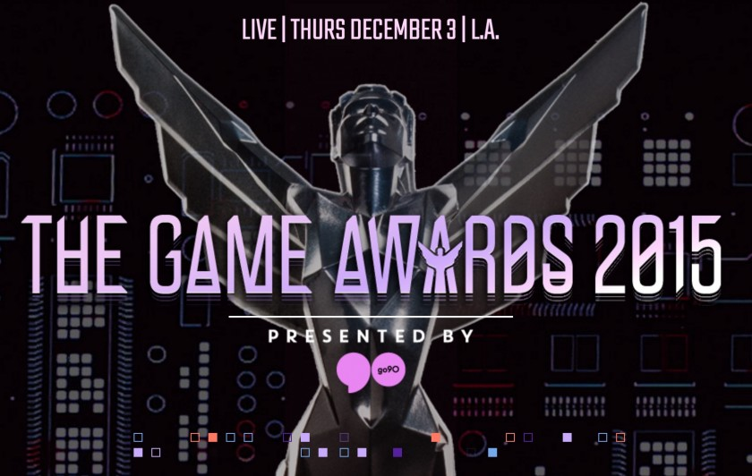 the game awards - 2015