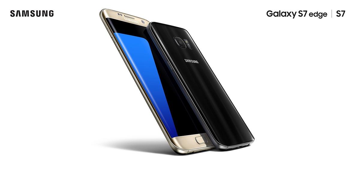 Samsung Galaxy S7 edge - Galaxy S7