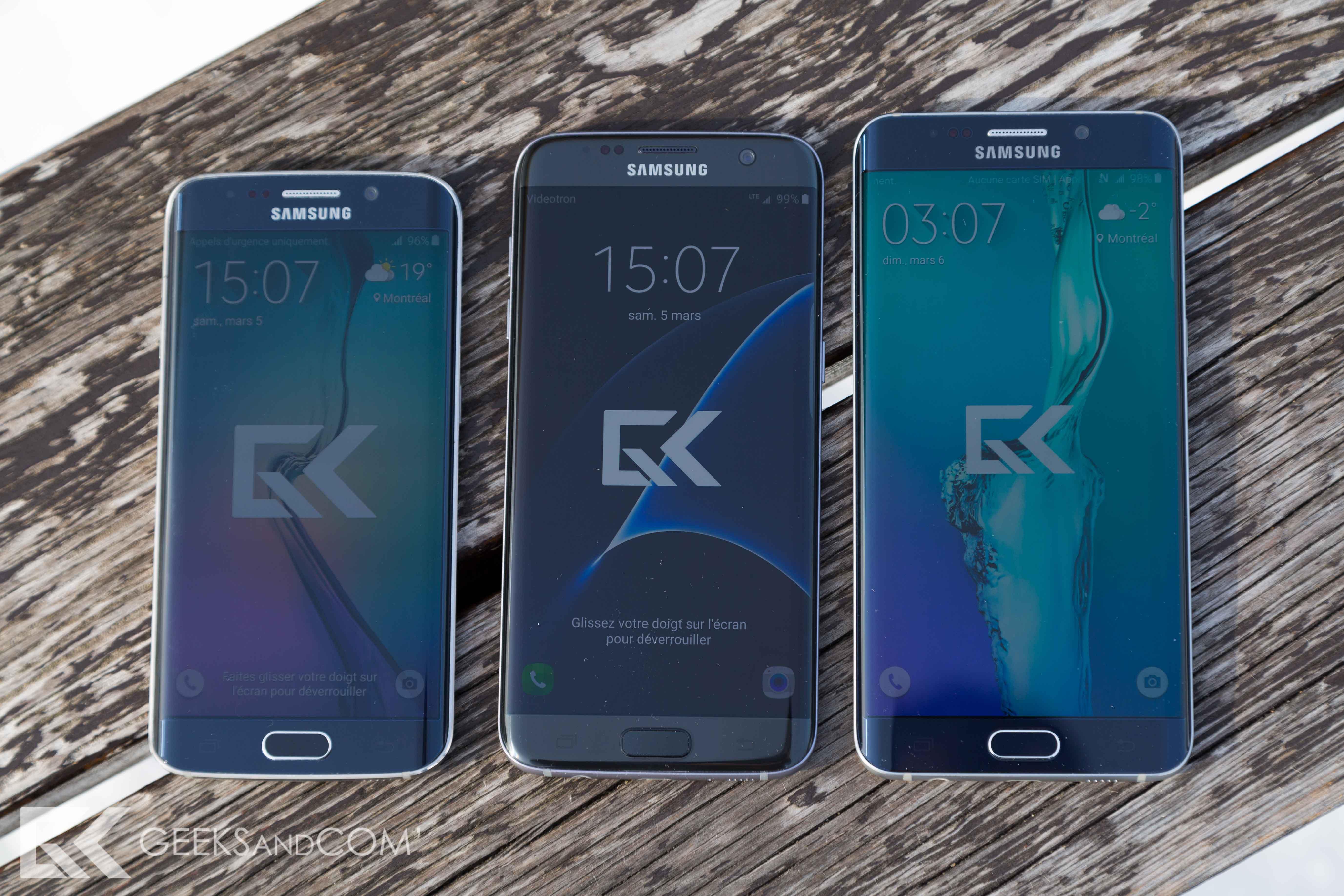 Samsung Galaxy S6 edge vs S7 edge vs S6 edge plus - Test Geeks and Com -1