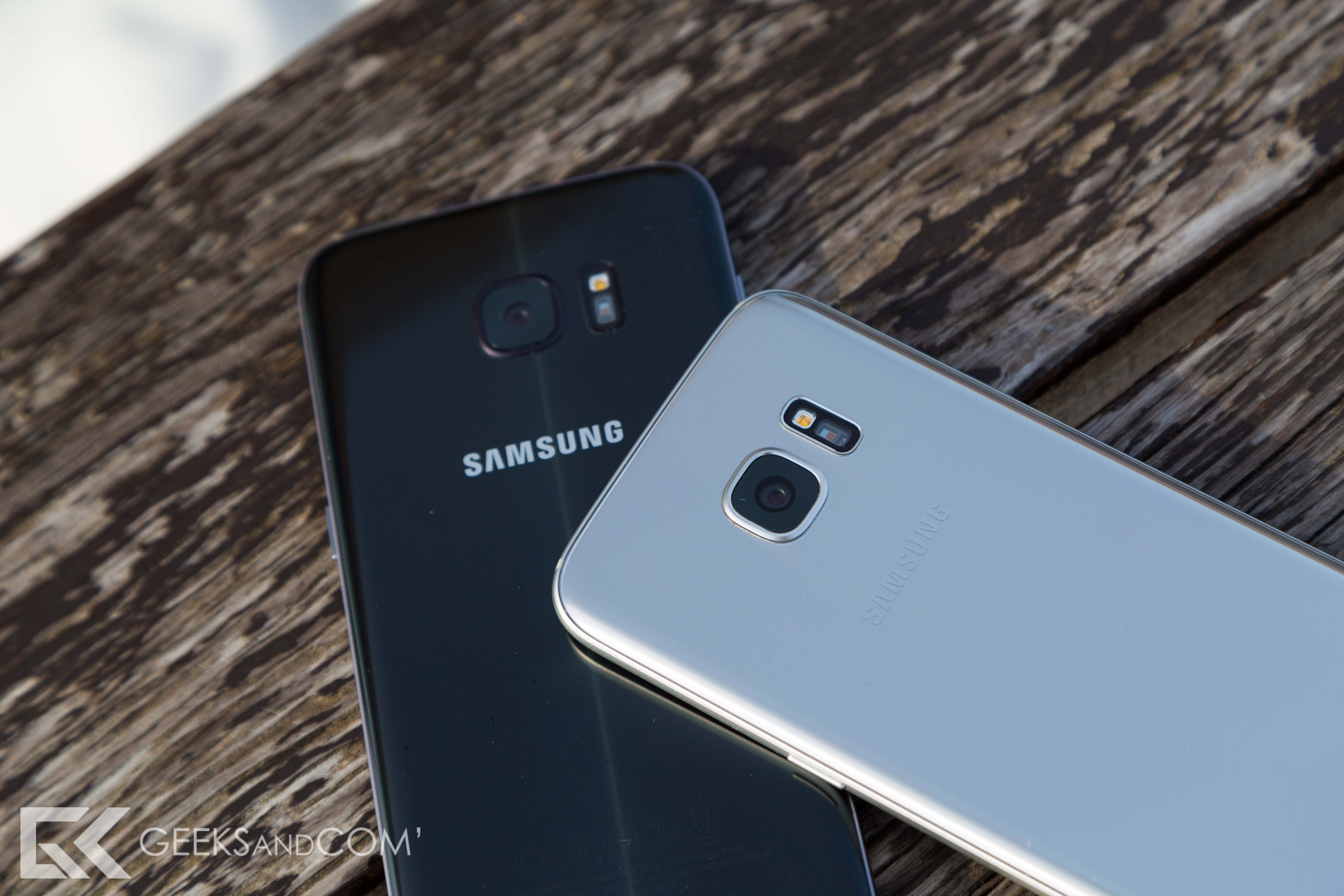 Samsung Galaxy S7 vs Galaxy S7 edge - Test Geeks and Com -4