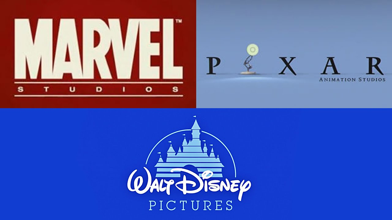 Disney-Marvel-Pixar