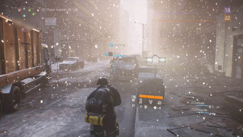 TOM CLANCY'S THE DIVISION (10)