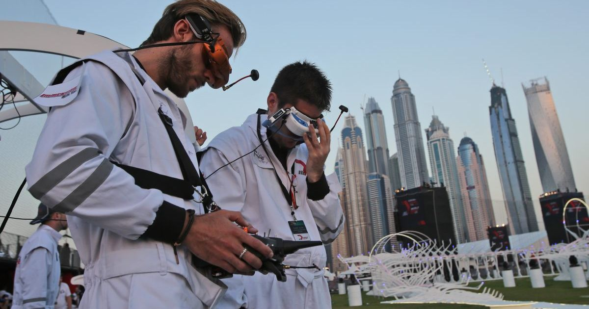 World Drone Prix - Dubai 2016