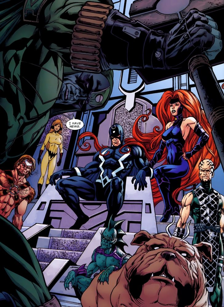 The-Inhumans-Famille-Royale