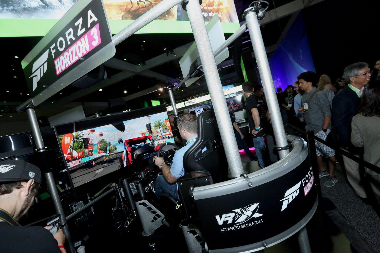 Xbox Booth at E3 2016