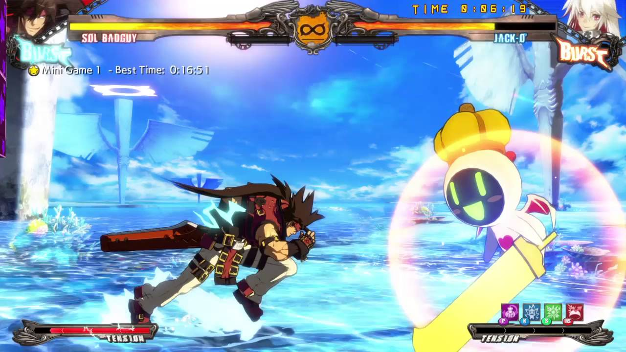 Guilty Gear Xrd -Revelator- Tutorial
