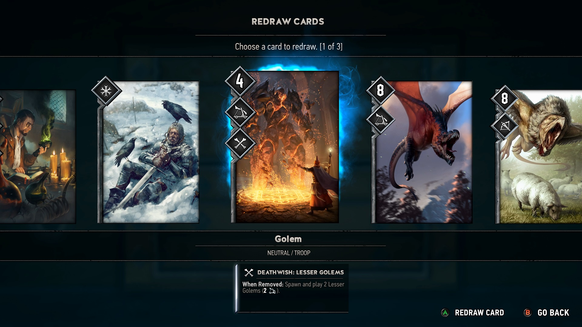 Gwent the Witcher Card Game 5