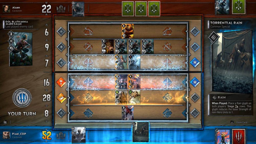 Gwent the Witcher Card Game 6