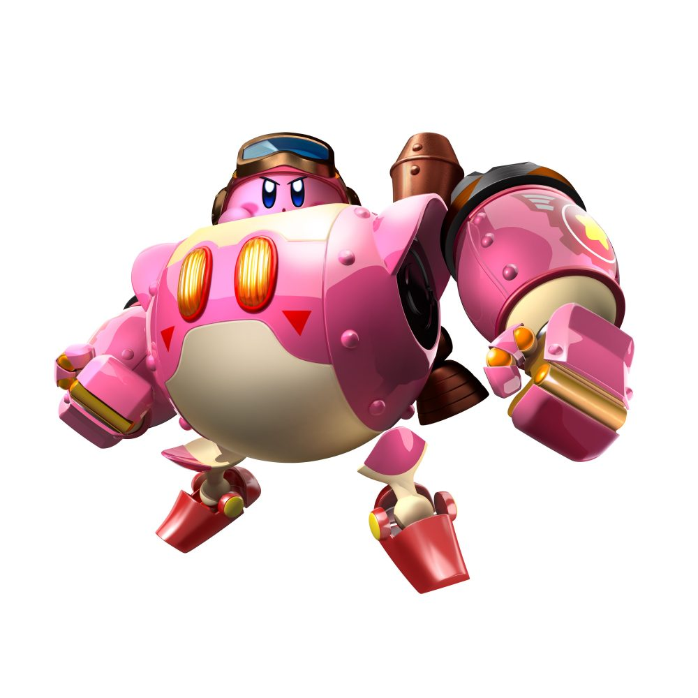 Kirby Planet Robobot 1
