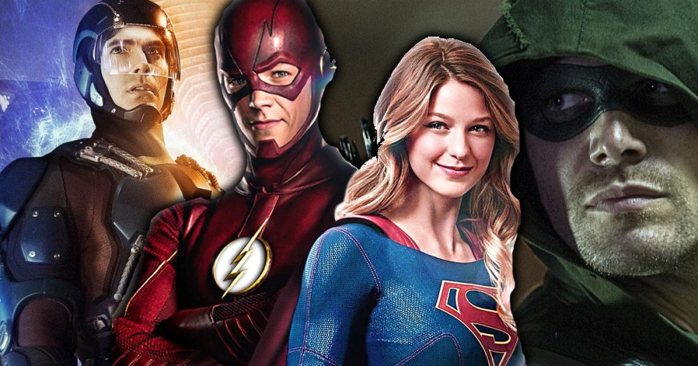The-Flash-Arrow-DCLOT-Supergirl-The-CW