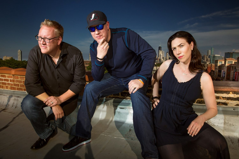Iron Galaxy Studios Adam Boyes Chelsea Blasko