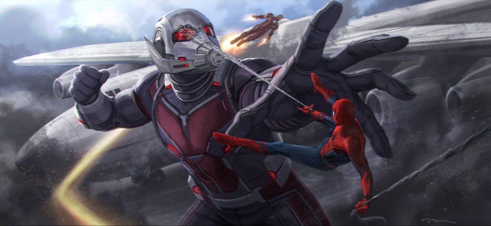 Giant-Man-Spider-Man-Captain-Amercia-Civil-War