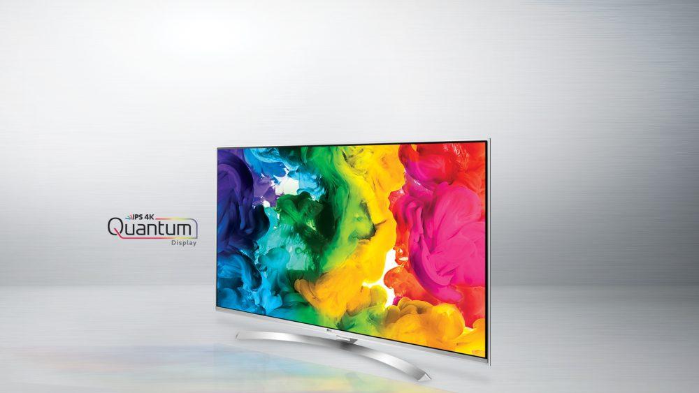 LG 55UH8500 Quantum Display