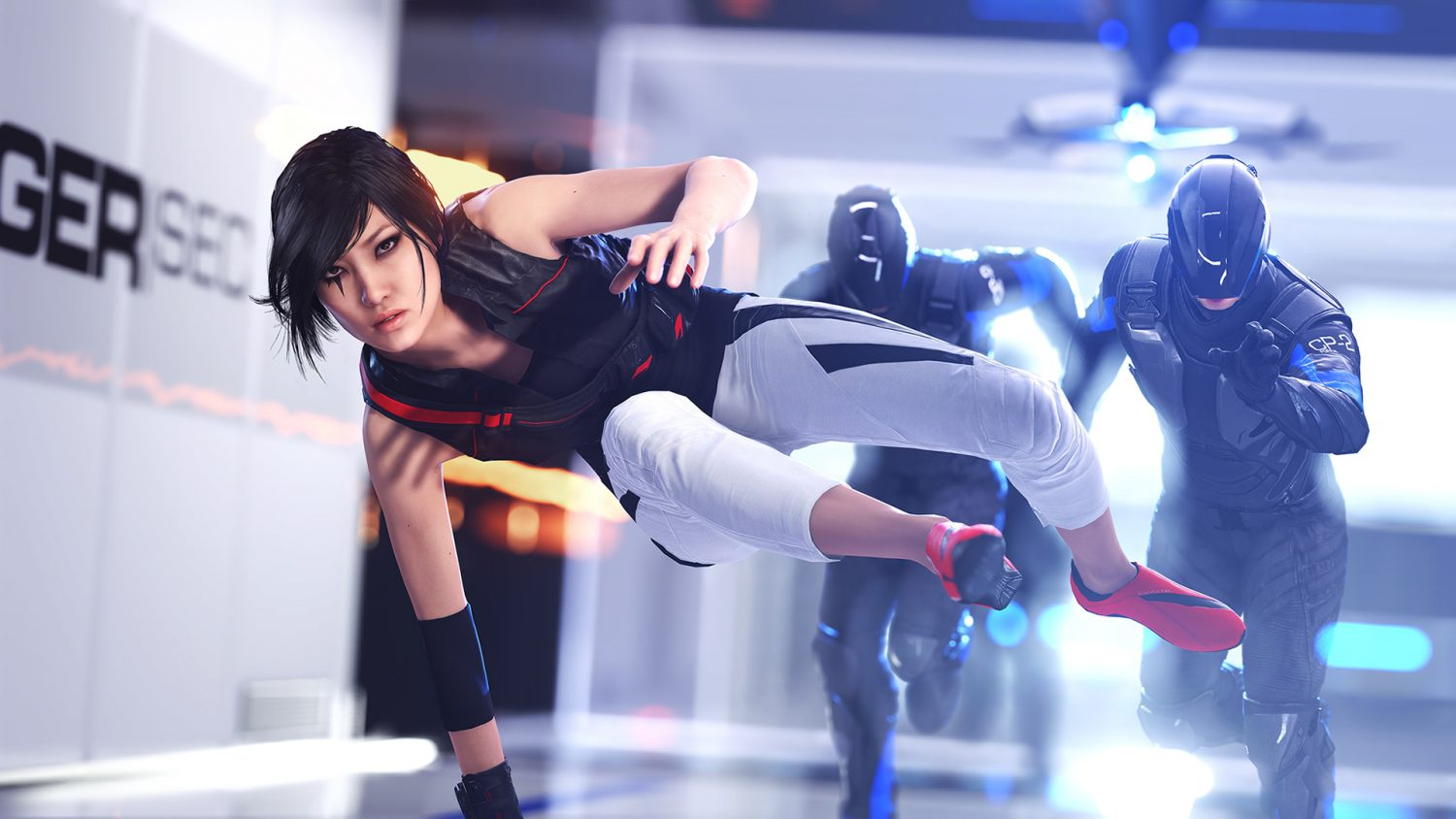 Mirror's Edge Catalyst Faith Run