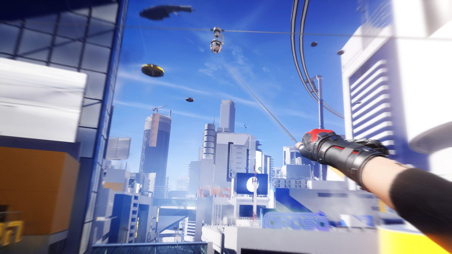 Mirror's Edge Catalyst gamepay 4