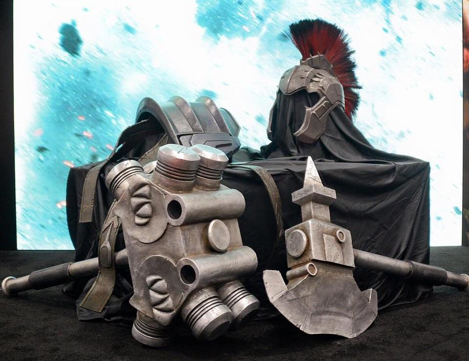 Thor-Ragnarok-Armure-HulkComic-Con-San-Diego