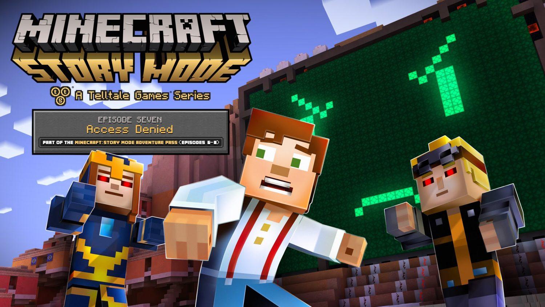 Minecraft Story Mode - Ep 7