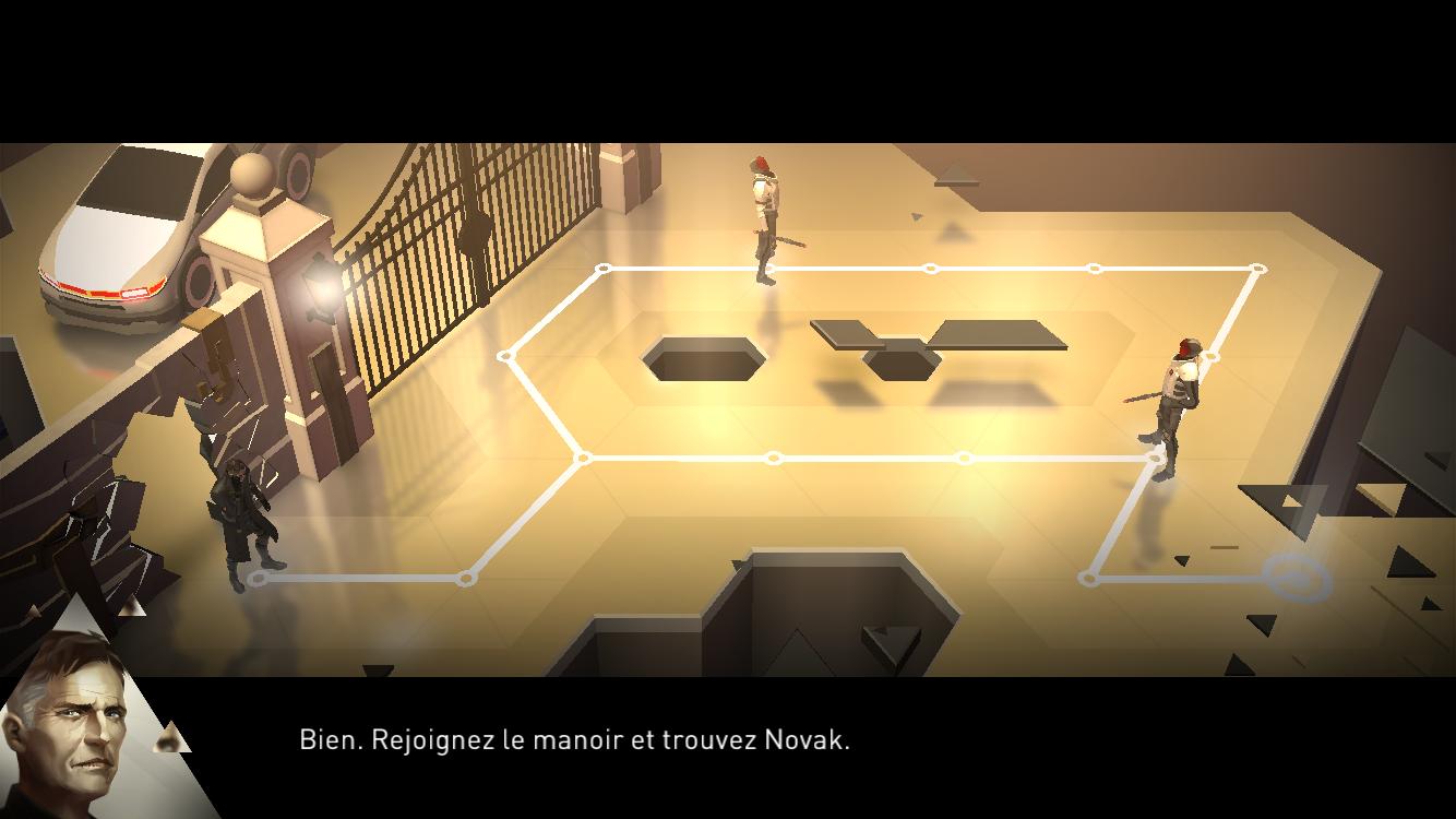 Deus Ex Go 2