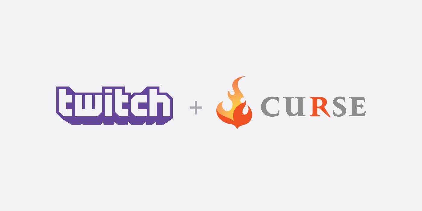Twitch et Curse