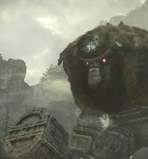 Shadow of the Colossus E3 1