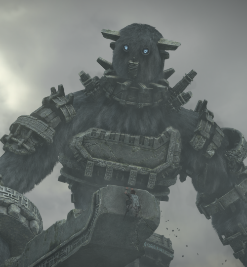 Shadow of the Colossus E3 3