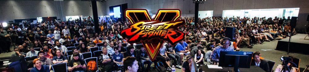 DreamHack 2017 - Street Fighter