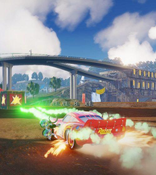 cars 3 battle mode 2