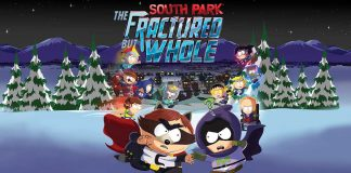 South Park - The Fractured but Whole - Titre